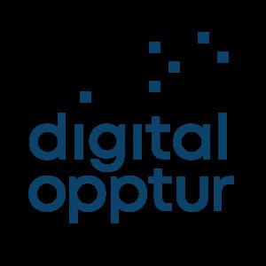 Digital Opptur logo 2021