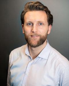 Torstein Finberg, daglig leder Solid Media
