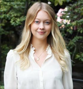 Julie Becklund Leder for SEO i Nettrafikk
