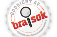 Godkjent av Bra Søk - Bransjerådet for søkemotormarkedsføring